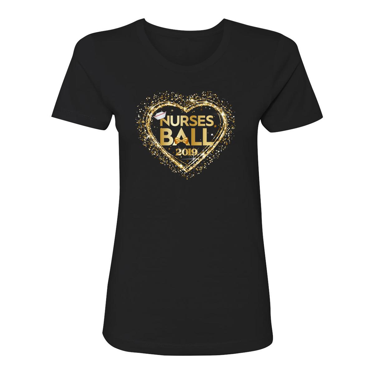 General Hospital Nurses Ball Women's T-Shirt