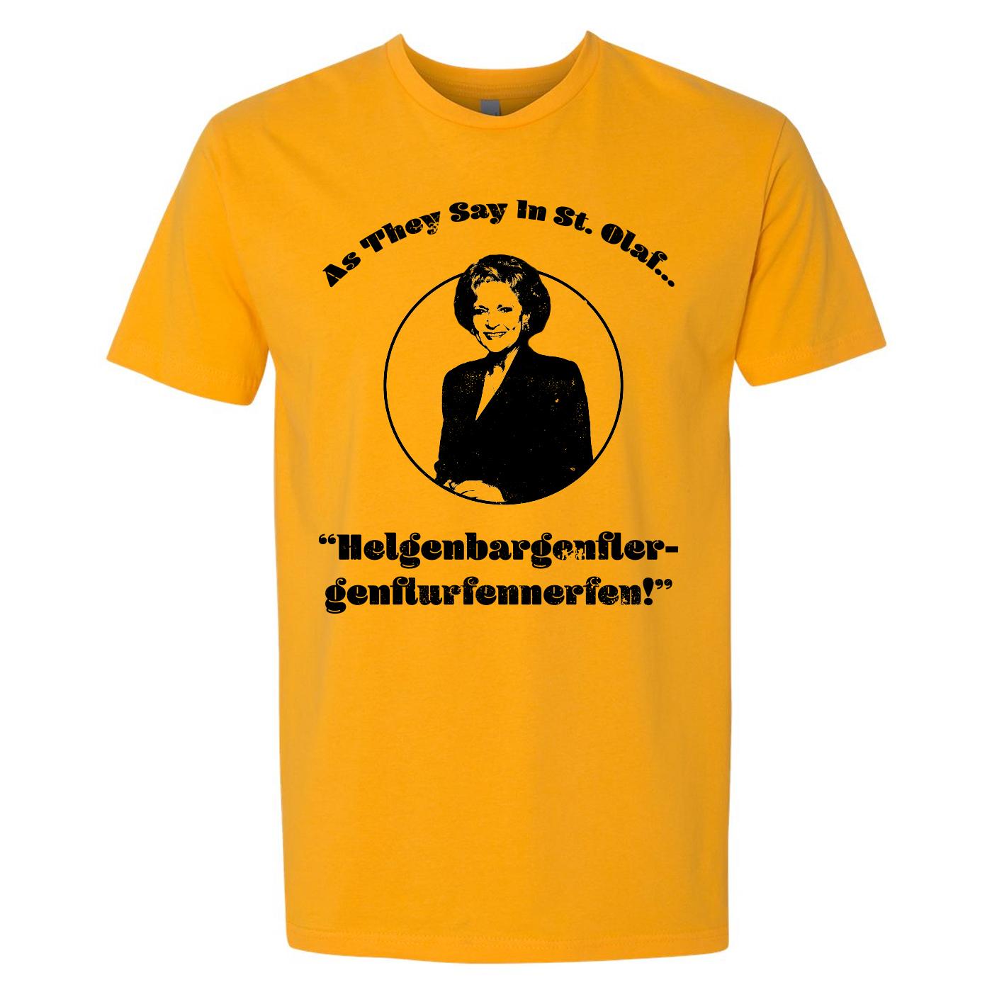 The Golden Girls St. Olaf T-Shirt