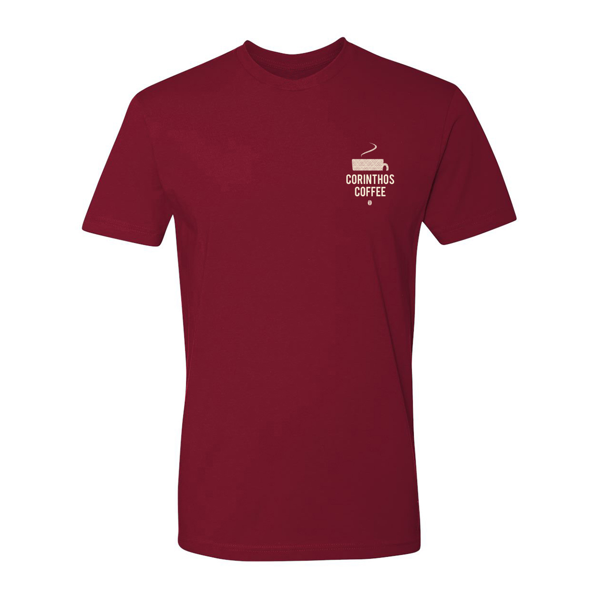 General Hospital Corinthos Coffee Logo T-Shirt