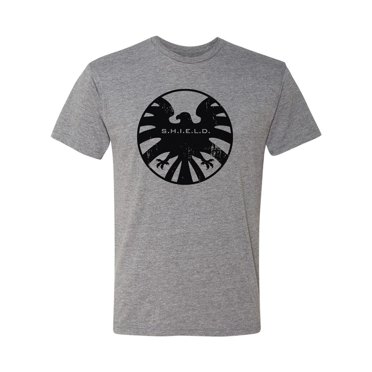 Marvel's Agents of S.H.I.E.L.D Distressed Crest T-Shirt