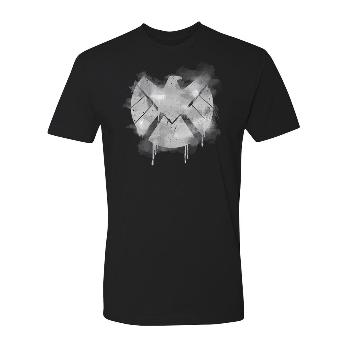 Marvel's Agents of S.H.I.E.L.D Eagle Print T-Shirt