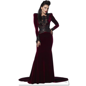 Once Upon A Time Evil Queen Standee