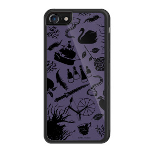 Once Upon A Time Icons iPhone Case 7
