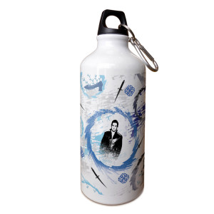 Once Upon A Time Mash Up Aluminum Water Bottle