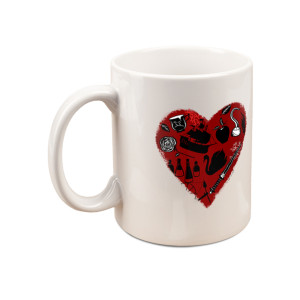 Once Upon A Time Heart Icon Mug