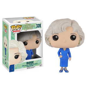 Funko POP TV: The Golden Girls Rose Vinyl Figure