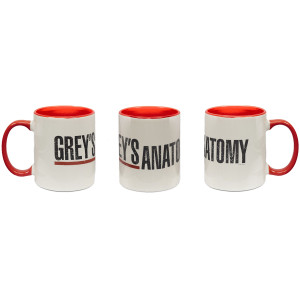 Grey's Anatomy Logo Mug