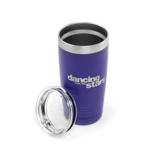 Dancing With The Stars Logo Tumbler