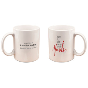 How To Get Away With Murder Keating Law Mug