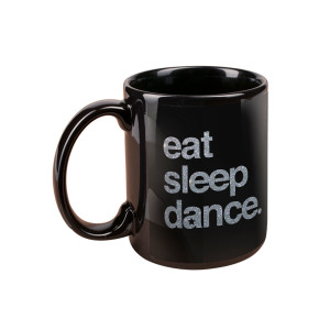 Dancing With The Stars Eat Sleep Dance Mug