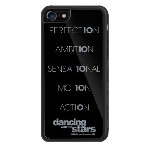 Dancing With The Stars Perfect 10 iPhone Case