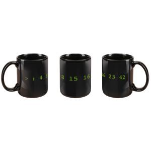 Lost Numbers Screen Mug