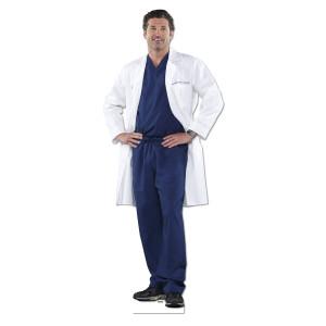 Grey's Anatomy Derek Shepherd Standee