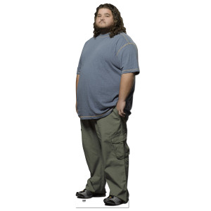 Lost Hurley Reyes Standee