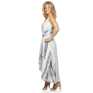 General Hospital Carly Standee