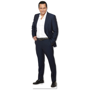 General Hospital Sonny Standee