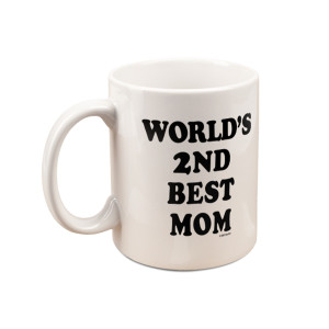 American Housewife World's 2nd Best Mom Mug