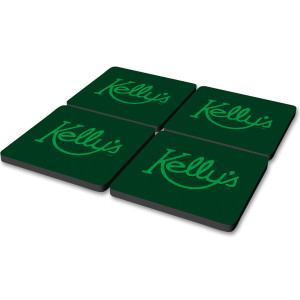 General Hospital Kelly's Coasters (Set of 4)