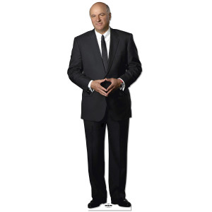 Shark Tank Kevin O'Leary Standee