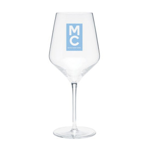 General Hospital Metro Court Wine Glass