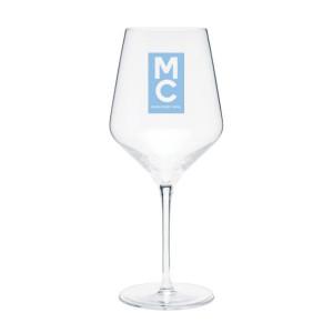 General Hospital Metro Court Wine Glass