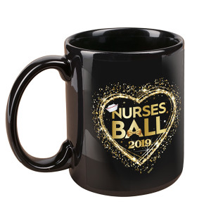 General Hospital Nurses Ball Mug