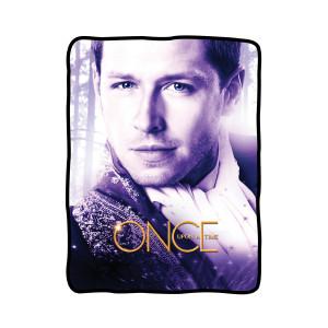 Once Upon a Time Prince Fleece Blanket