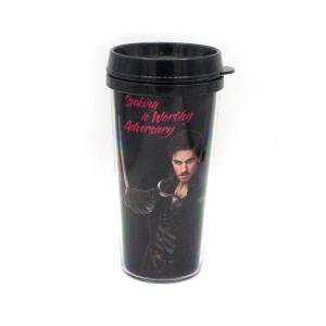 Once Upon a Time Hook Travel Mug