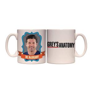 Grey's Anatomy Dr. McDreamy Mug