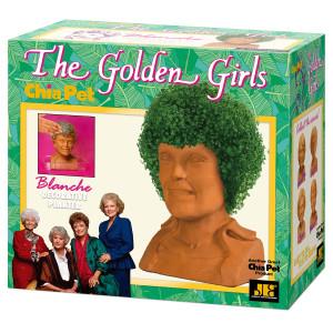 The Golden Girls Blanche Chia Pet