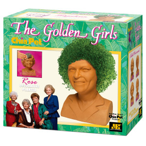 The Golden Girls Rose Chia Pet
