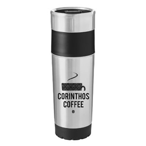 General Hospital Corinthos Coffee Travel Tumbler