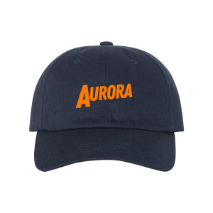 General Hospital Aurora Baseball Hat (Navy)