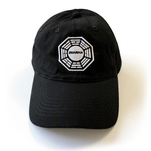 Lost Dharma Initiative Baseball Hat