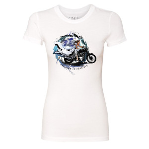 Once Upon A Time Anything Is Possible Women's T-Shirt