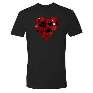 Once Upon A Time Heart Icon T-Shirt