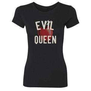 Once Upon A Time Evil Queen Women's T-Shirt