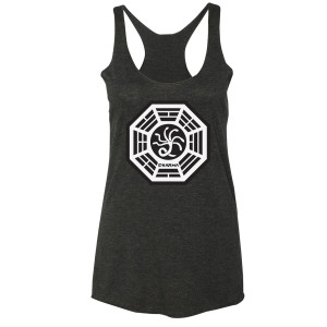 Lost Hydra Women's Racer Back Tank