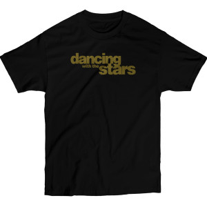 Dancing With The Stars Logo T-Shirt