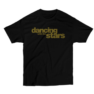 Dancing With The Stars Logo Youth T-Shirt