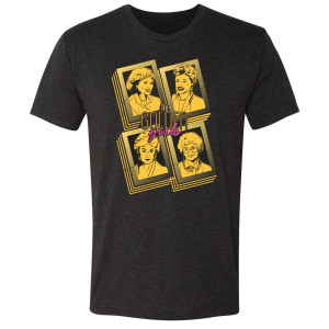 The Golden Girls Golden T-Shirt