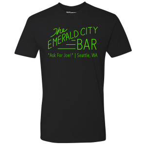 Grey's Anatomy Emerald City T-Shirt