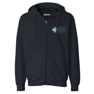 Grey's Anatomy Property Of Zip Up Hoodie