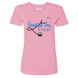 Grey's Anatomy Beautiful Day Women's T-Shirt