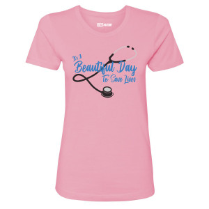 Grey's Anatomy Beautiful Day Women's T-Shirt