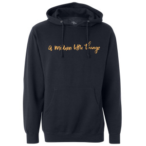 A Million Little Things Logo Pullover Hoodie