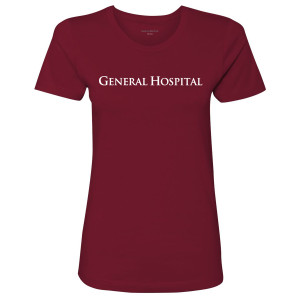 General Hospital Logo Women's T-Shirt