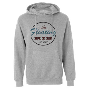 General Hospital The Floating Rib Pullover Hoodie