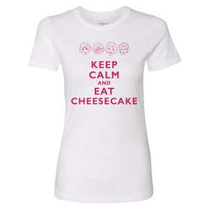 Golden Girls Keep Calm Women's T-Shirt