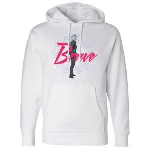 Once Upon A Time Be Brave Pullover Hoodie